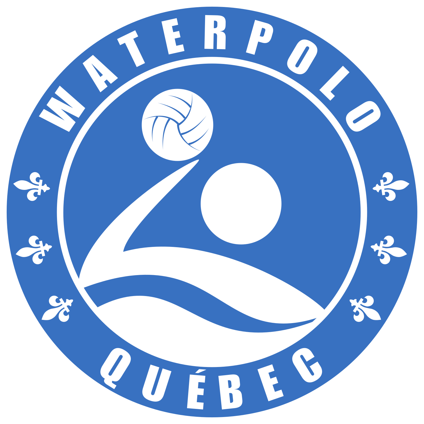 waterpolo quebec logo