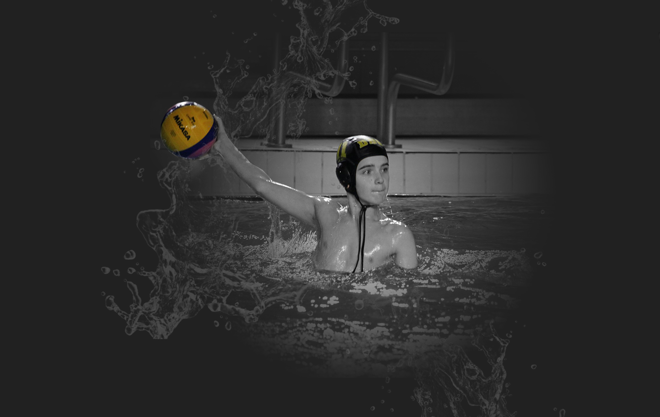 waterpolo athlete